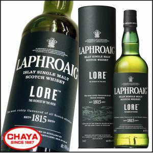 LAPHROAIG LORE ラフロイグ ロア シングルモルト ウイスキー 700ml