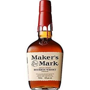 ギフト メーカーズマーク レッドトップ 750ml 45%|takabatake-sake