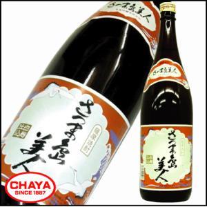 さつま名山美人 芋焼酎 25度 1800ml 薩摩酒造|takabatake-sake