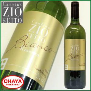 セトワイナリー ヴィーノ・ビアンコ/リゼルヴァ 2014 白ワイン 750ml 新潟 ワイナリー 国産|takabatake-sake