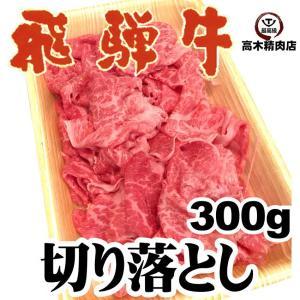 飛騨牛 切り落とし 300g 焼しゃぶ すき焼き 牛丼 肉じゃが 冷凍|takagiseiniku