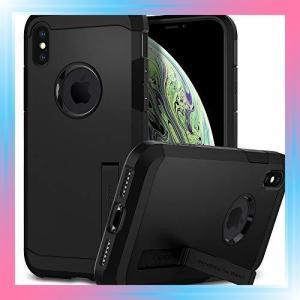 iPhone XS / iPhone X/マット・ブラック スマホケース iPhone XS