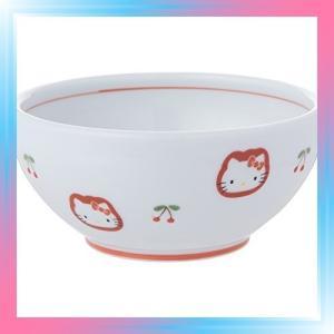 有田焼 HELLO KITTY ハローキティ チェリー ボウル 11.9cm鉢|takahashi-shopping