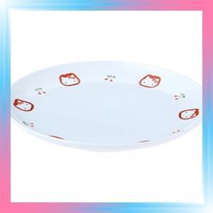 有田焼 HELLO KITTY ハローキティ チェリー 6寸皿 19.4cm|takahashi-shopping