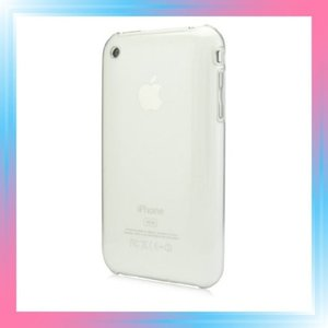 エアージャケットセット for iPhone 3G Clear PPK-71|takahashi-shopping