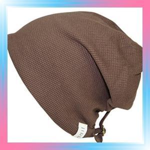 ジロウズ 絞め付けなし 飾り付き コットン ニット帽 |シンプル ワッ|takahashi-shopping