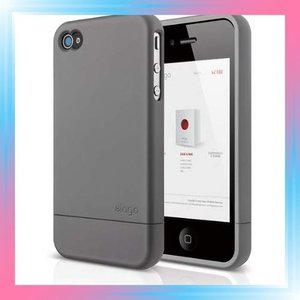 S4 Glide Case for iPhone 4/4S Soft Feeling - eco-friendly pa|takahashi-shopping