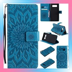 Samsung Galaxy Note9/ブルー Samsung Galaxy Note9 ケース Gala|takahashi-shopping