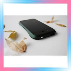 フォレストグリーン iPhone4/4S対応 CLEAVE ALUMINUM BUMPER for|takahashi-shopping