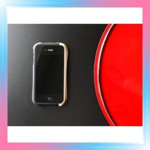 ZEN 禅  iPhone4/4S対応 CLEAVE ALUMINUM BUMPER for iPhone4/4S|takahashi-shopping