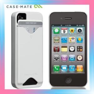 iPhone 4S / 4 カードホルダー付ハードケース ID Case グロッシ|takahashi-shopping
