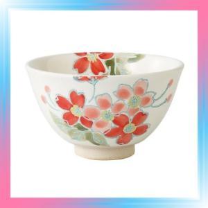 松本陶器 四季彩花 あじさい 飯碗 29042|takahashi-shopping