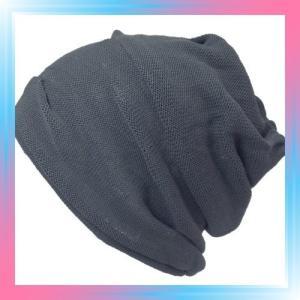 ジロウズ 薄手 ギャザー ニット帽 |つまみ加工 サマー コットン タッ|takahashi-shopping