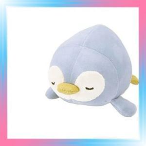 ペンギンブルー りぶはあと マスコット マシュマロアニマル ペン|takahashi-shopping