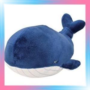 クジラのカナロア りぶはあと マスコット マシュマロアニマル ク|takahashi-shopping