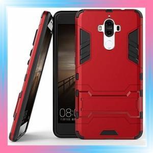 Huawei Mate9/赤 ファーウェイ Huawei Mate9 5.9インチ 保護カバ