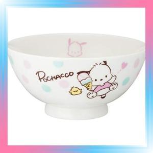 金正陶器 飯碗 白 11cm ポチャッコ アイス 306116 takahashi-shopping
