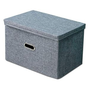 Meiliss 収納ボックス ふた付き 折りたたみ 収納ボックス 収納ケース 衣類収納 カゴ バスケ...