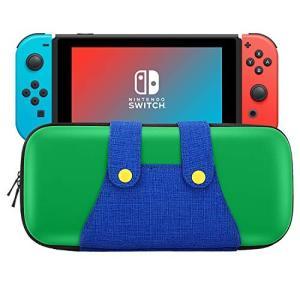 耐衝撃:EVA、PU、オックスフォード、ビロードなどを利用して、Nintendo Switch本体を...