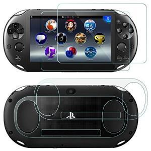 Sony PlayStation Vita 2000 用 保護フィルム AFUNTA Vita200...