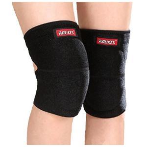 厚手のパッドを入れることにより、衝撃から膝をしっかり守ります。膝は大きな負担を負い、場合によっては衝...