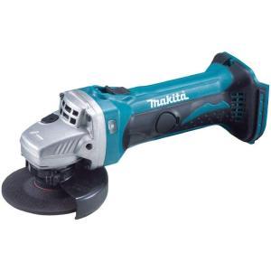 マキタ GA402DZ 充電式ディスクグラインダー 本体のみ 18V (100mm)