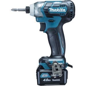 マキタ TD111DSMX/B 充電式インパクトドライバ 【サービス品付】 10.8V 4.0Ah【製品保証サービス有り】|takahashihonsha