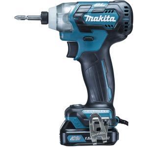マキタ TD111DSHX/B 充電式インパクトドライバ 【サービス品付】 10.8V 1.5Ah 【製品保証サービス有り】|takahashihonsha