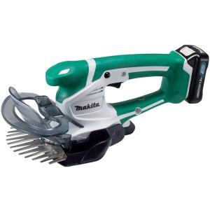 マキタ 充電式芝生バリカン MUM600DSH 刈込幅160mm 上下刃駆動式 10.8V 1.5Ah