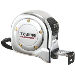 タジマ コンベックス アルミニストロック25 ALL25-55CRC、GAC 長さ5.5m メートル目盛 両面目盛 ロックタイプ|takahashihonsha