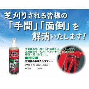 ゴールデンスター GS 芝刈機のお手入れスプレー 538510|takahashihonsha