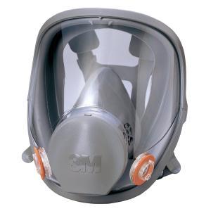 住友スリーエム 3M(スリーエム)  防毒マスク 面体 6000F S/M/Lサイズ|takahashihonsha