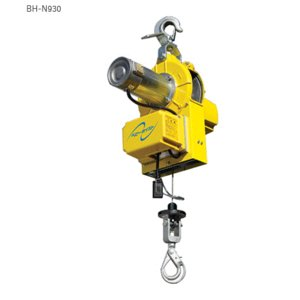 TKK ベビーホイストNシリーズ BH-N430R トーヨーコーケン  揚程30m 定格荷重130kg 操作方法無線|takahashihonsha