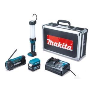 マキタ 防災用コンボキット CK1008 ライト/ラジオ/スマホ充電/ takahashihonsha