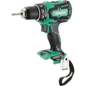 HiKOKI (日立工機) コードレスドライバドリル 14.4V 本体のみ DS14DBSL(NN)【製品保証サービス有り】|takahashihonsha
