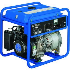 発電機 GA-2605U3/GA-2606U3 小型発電機 スタンダード発電機 デンヨー(Denyo) 小型ガソリン発電機|takahashihonsha