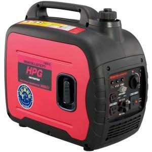 ワキタ ガソリン発電機 HPG-1600i2 インバーター発電機 【製品保証付き】防災 災害 メイホー(MEIHO)|takahashihonsha