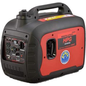 WAKITA ワキタ HPG2300is インバーター発電機 【製品保証付き】防災 災害 メイホー(MEIHO)|takahashihonsha