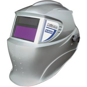 育良精機   ラピッドグラス  IS-RG4N  自動遮光溶接面 手棒から低電流TIGまで対応|takahashihonsha