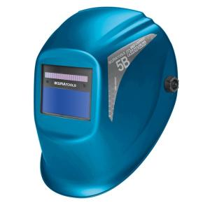 育良精機   ラピッドグラス  ISK-RG5B  自動遮光溶接面  無段階調節液晶フィルター  グラインダーモード機能付|takahashihonsha