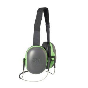 住友スリーエム 3M(スリーエム) PELTOR イヤーマフ(ネックバンドタイプ) X1B 防音|takahashihonsha