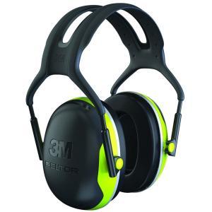 住友スリーエム 3M(スリーエム) PELTOR イヤーマフ(ヘッドバンドタイプ) X4A 防音|takahashihonsha
