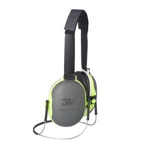 住友スリーエム 3M(スリーエム) PELTOR イヤーマフ(ネックバンドタイプ) X4B 防音|takahashihonsha