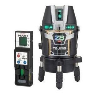 タジマ NAVI ZERO BLUEリチウム-KJC(ゼロブルー)  グリーンブルーレーザー墨出し器 【ZEROBLN-KJC】|takahashihonsha