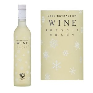 高畠ワイン 氷結搾り デラウェア 720ml  極甘口