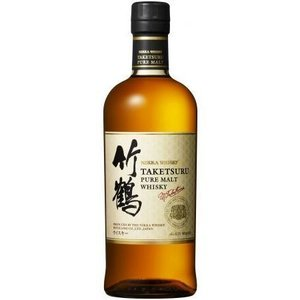 限定 入荷 ニッカウイスキー  竹鶴 700ミリ ピュアモルトウイスキー たけつる TAKETURU