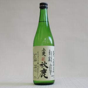 秋鹿 山田錦 へのへのもへじ 山廃純米 無濾過生原酒 720ml|takama