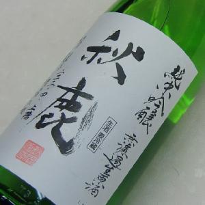 秋鹿 純米吟醸 無濾過生原酒 1800ml|takama
