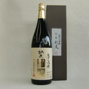 秋鹿 剣美 純米大吟醸 1800ml|takama