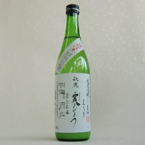 秋鹿 霙もよう 活性にごり酒 山田錦 純米吟醸生原酒 720ml|takama